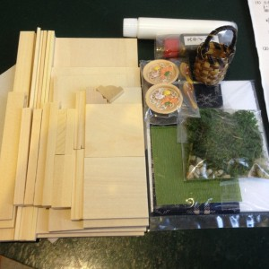 raw materials from scratch