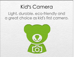 kid's first camera