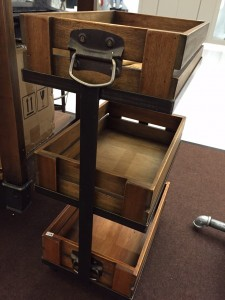 Our best seller! The trolley crate
