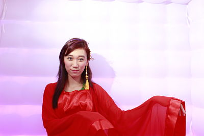 CNY in RED